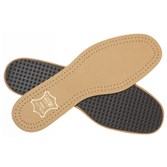 Cherry Blossom Leather Active Insoles